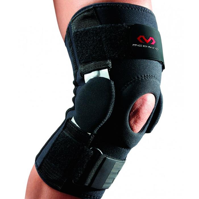 Шарнирный наколенник для коленного сустава