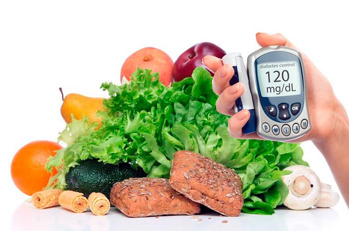 Питание при сахарном диабете у пожилых людей: примеры готовых диет