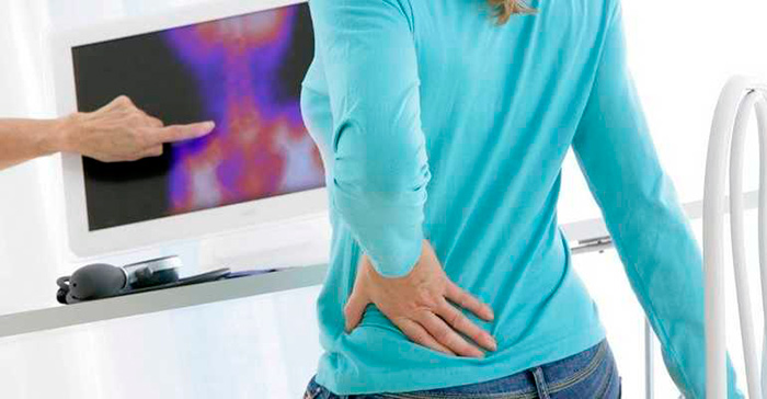 Диагностика спондилоартроза поясничного-крестцового отдела позвоночника