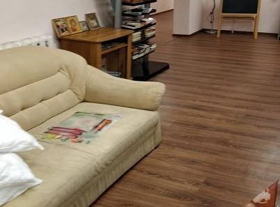 Комната отдыха в пансионате для пожилых «Долголетие» в Клину