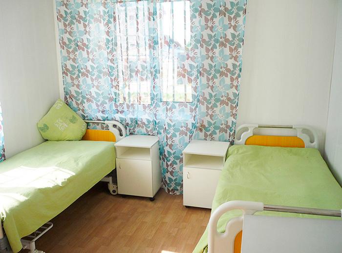 Двухместный номер в пансионате для пожилых «Долголетие» в Зеленограде