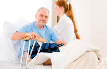 Восстановление после эндопротезирования тазобедренного сустава: этапы реабилитации