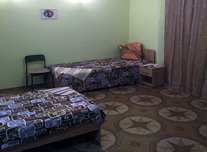 Номер в пансионате для пожилых «Родительский Дом» (Самара)