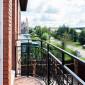 Балкон пансионата для пожилых Подольск
