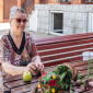 Постояльцы в пансионате для пожилых Подольск