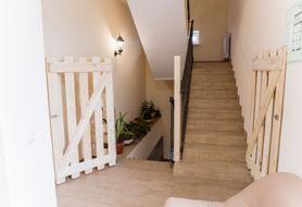 Лестница в пансионате для пожилых «Забота» (Севастополь)