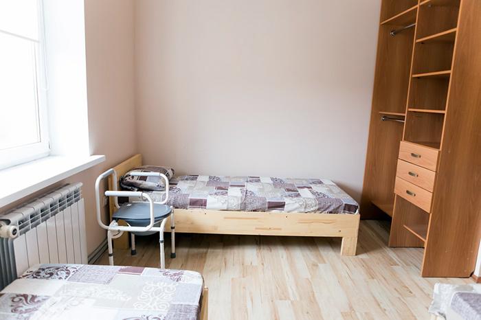 Номер постояльцев в пансионате для пожилых «Забота» (Севастополь)
