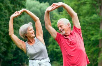 Гимнастика при остеопорозе позвоночника для пожилых: лучшие упражнения