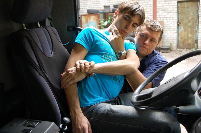 Применение метода Раутека при автомобильной катастрофе