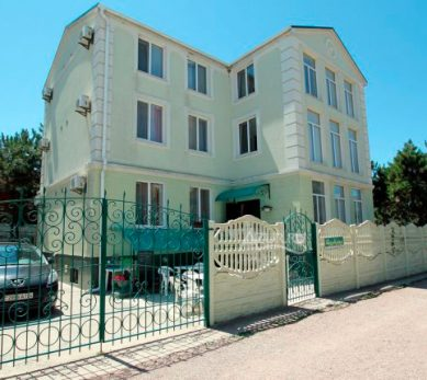 Пансионат Родительский дом в Севастополе