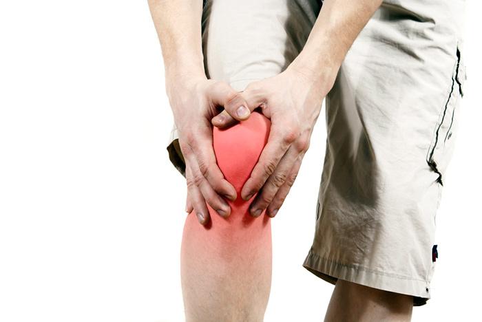 Болевые ощущения при артрозе коленного сустава