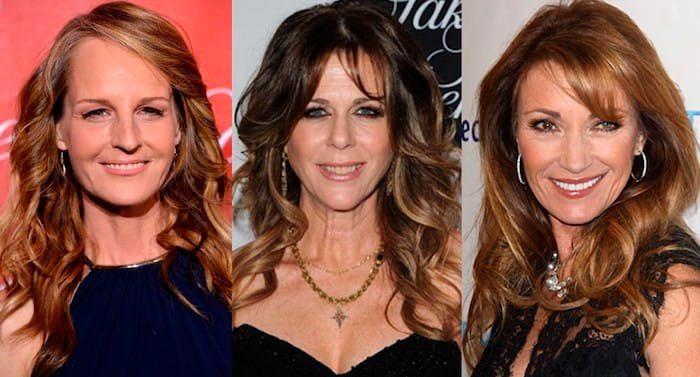 Лучшие стрижки на длинные волосы после 50 лет: советы стилистов