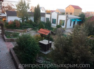пансионат для пожилых Милый дом в Севастополе