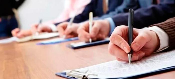 Для получения НДФЛ необходимо заявление в письменной форме в налоговую инспекцию