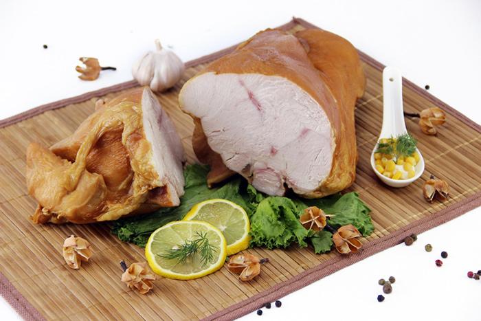 Нежирное мясо показано после перенесенного менингита
