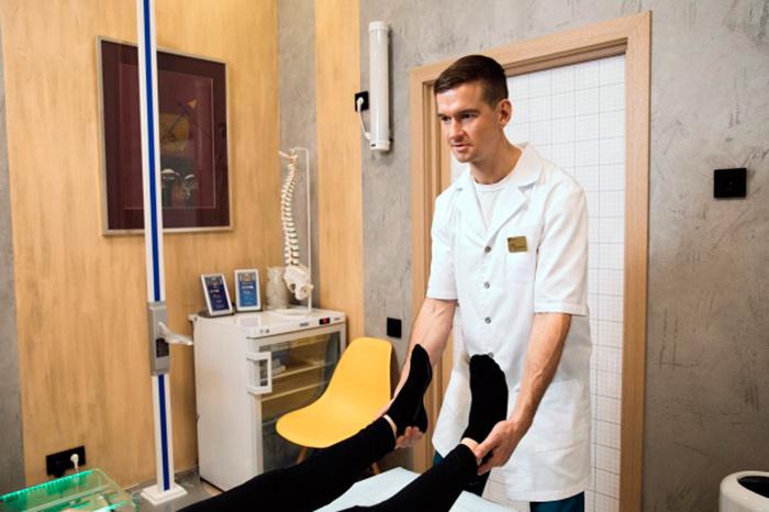 Массаж - как один из этапов реабилитации после травмы ахилла