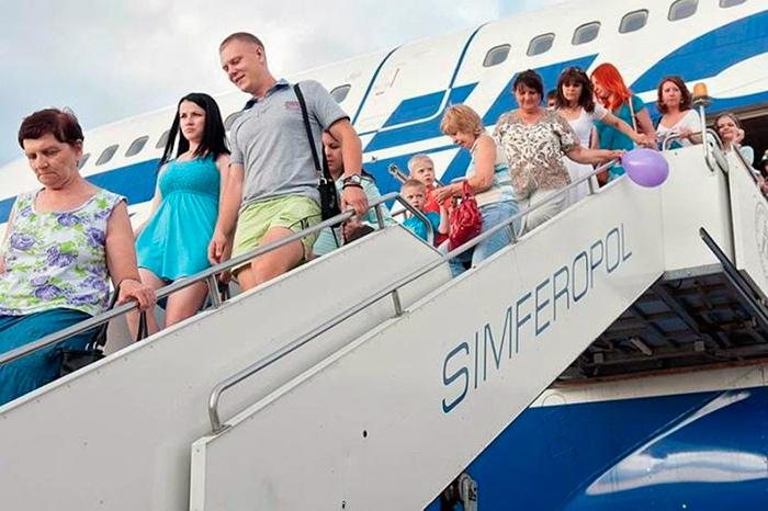 Льготные тариф на перелет в Симферополь