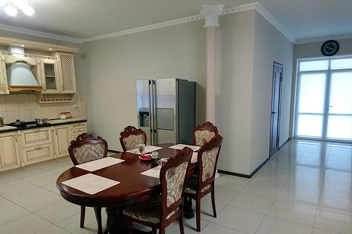 Кухня в пансионате для пожилых «Life House» (Киев)