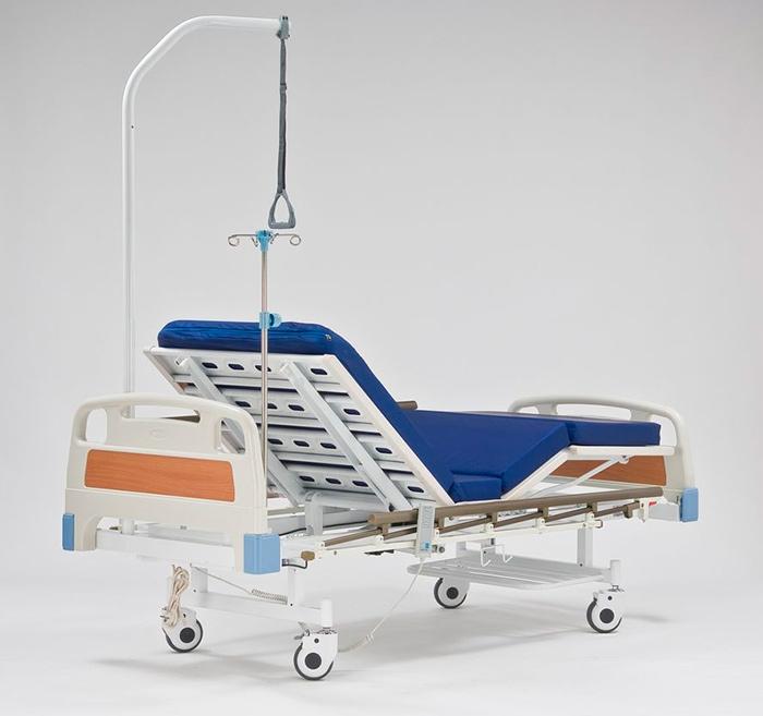 3-х функциональная модель кровати Армед RS301