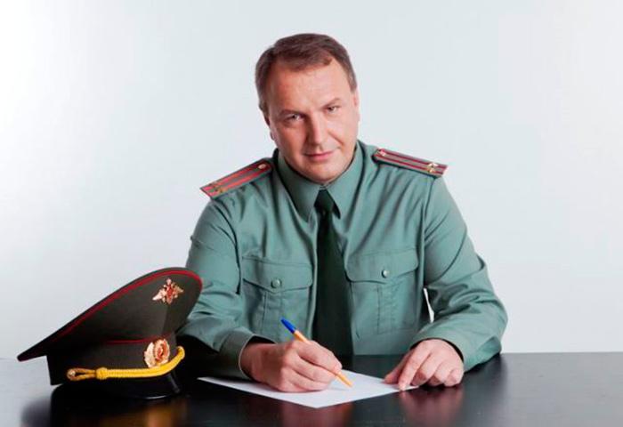 Подписание контракта военнослужащим