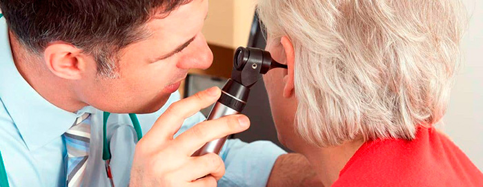 Диагностика слуха у пожилых людей