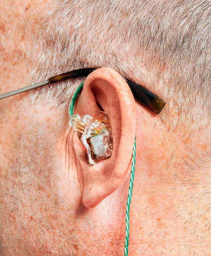 Использование слухового аппарата