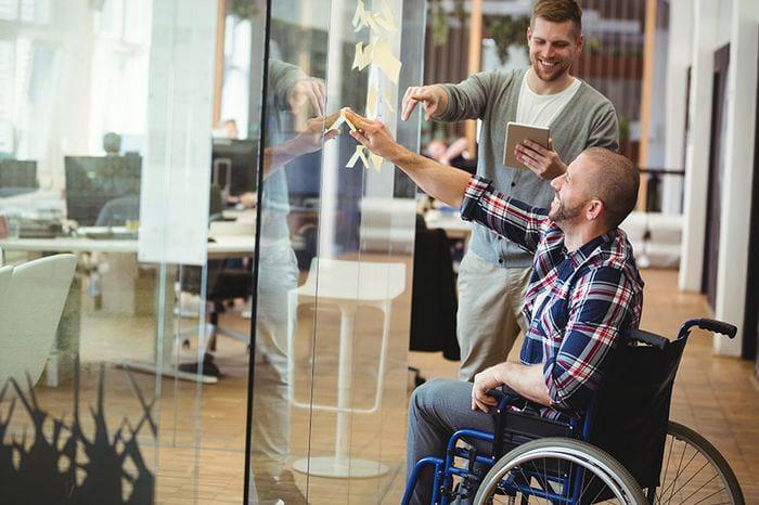 Инвалид 3 группы