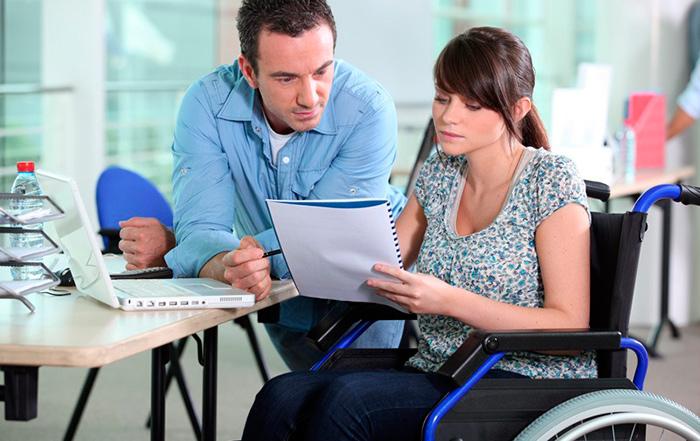 Оформление страховой пенсии по инвалидности