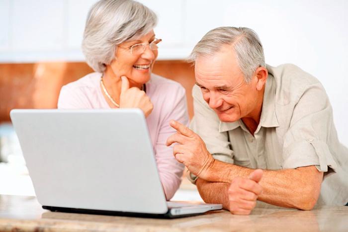 Изучение информации для оформления соцпакета пенсионера