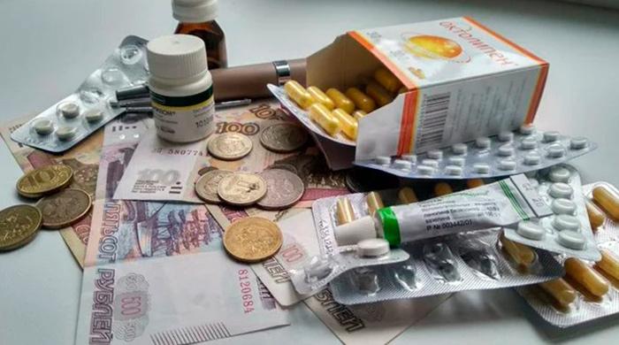 Лекарственные средства в НСУ для инвалидов