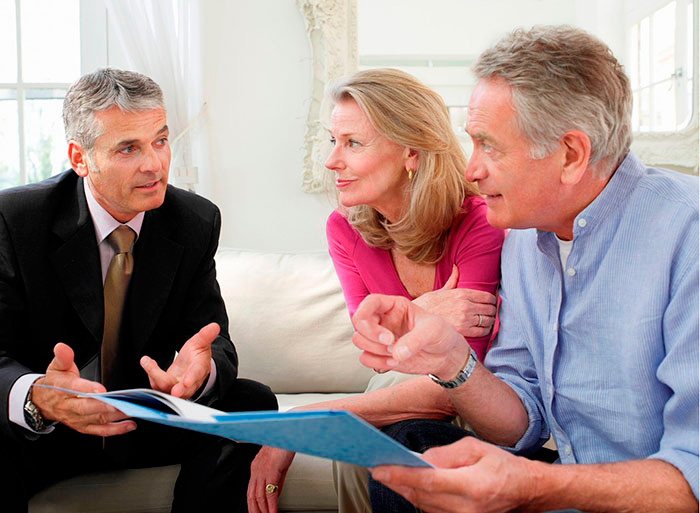 Консультация при оформлении пенсии людям родившихся до 1967 года