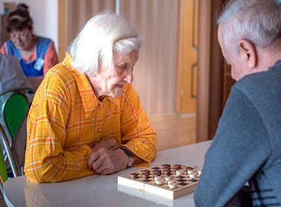 Досуг в пансионате для пожилых «Красногорский»