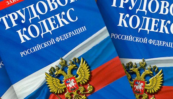 Трудовой кодекс РФ который устанавливает право на декретный отпуск для бабушки