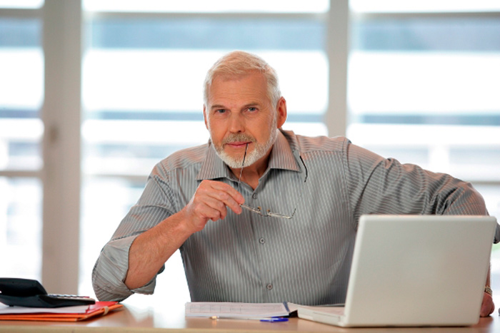 Работник пенсионного возраста